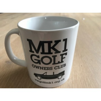 Mk1 Golf Owners Club Mug