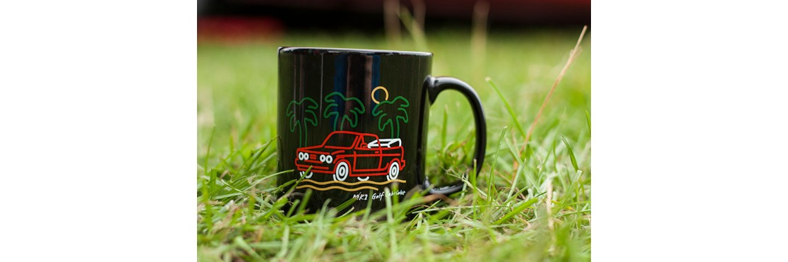 Cabby Sunset Mug