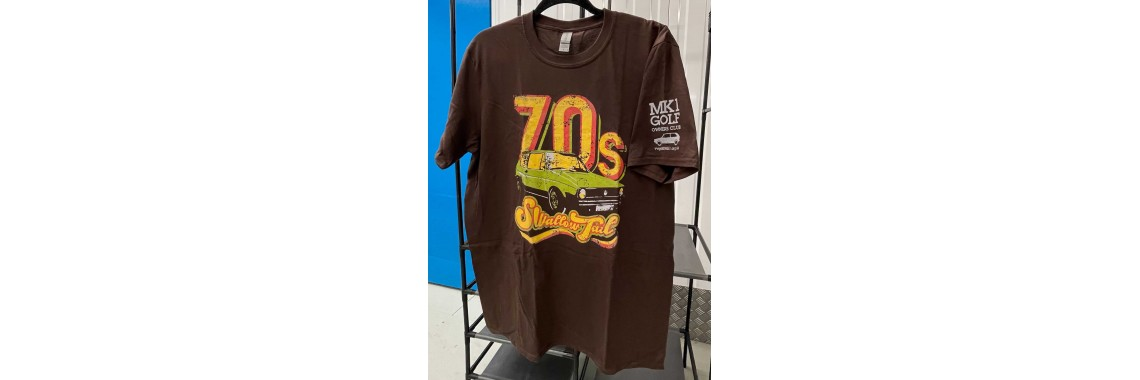 70's Swallowtail T-Shirt
