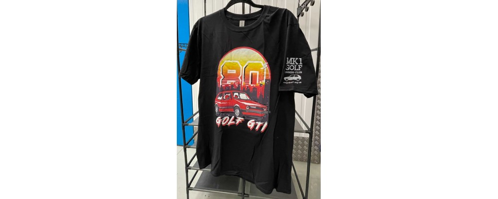 80's Golf GTI