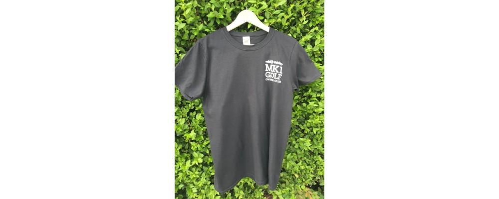 Logo T-Shirt Black