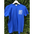 T-Shirt Logo Blue