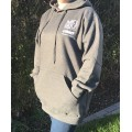 Logo Hoody Grey Cabby
