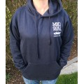 Logo Hoody Navy Blue Cabby