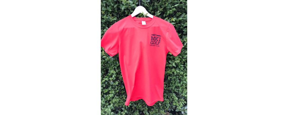 Logo T-Shirt Red